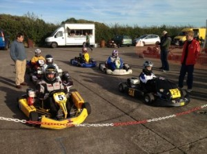 ProKarts grid Oct13